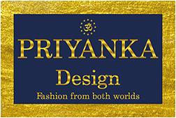 Priyanka Design Logo